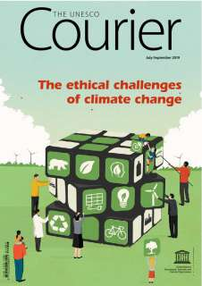 The ethical challenges of climate change